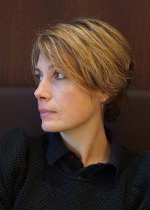Olga Kazakova Portrait