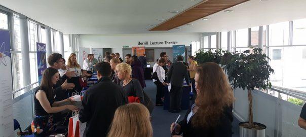 Open University hosts its first SEPnet Careers Information Fair